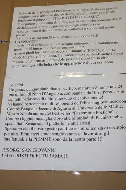 San Giovanni Rotondo NET