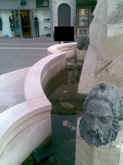San Giovanni Rotondo NET - Fontana di Corso Umberto I