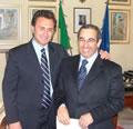 San Giovanni Rotondo NET - Gennaro Giuliani e Michele Di Bari