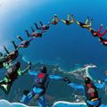 Lancio skydive