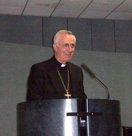 San Giovanni Rotondo NET - Mons. Domenico D'Ambrosio