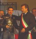 San Giovanni Rotondo NET - Premiazione Michele Pirro