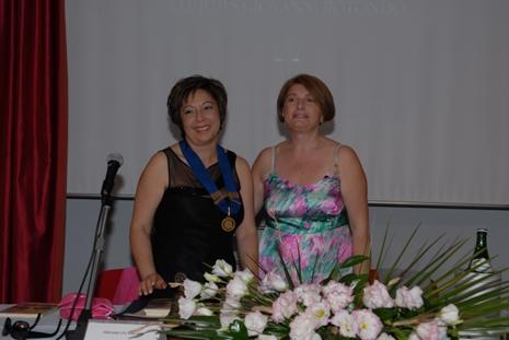 San Giovanni Rotondo NET - Maria-Rosaria Mastidoro e Linda Lenza