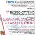 San Giovanni Rotondo NET - Trofeo Avis