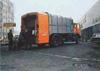 Camion per la raccolta dei rifiuti