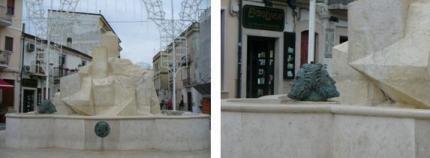 San Giovanni Rotondo NET - Fontana, Corso Umberto I