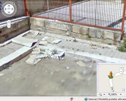 San Giovanni Rotondo NET - Via Edison da Google Maps