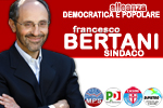 Francesco Bertani, candidato sindaco
