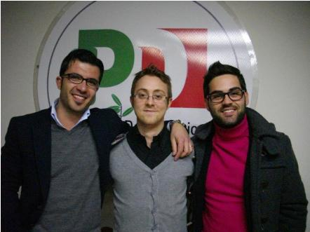 Dario Tortorelli, Matteo Pio Placentino, Francesco Di Noia