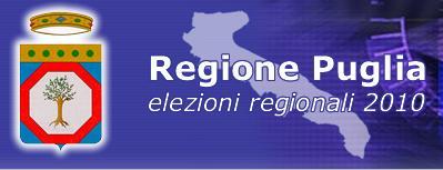 San Giovanni Rotondo NET - Regione Puglia, Elezioni Regionali 2010