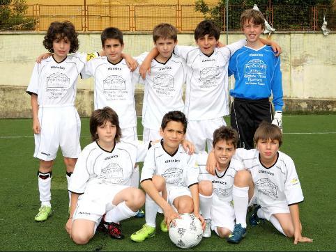San Giovanni Rotondo NET - 2° torneo di calcetto, squadra 'Tenuta Antica Posta'