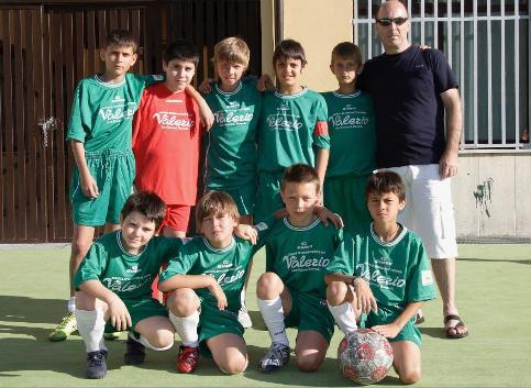San Giovanni Rotondo NET - 2° torneo di calcetto, squadra 'Valerio'