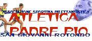 San Giovanni Rotondo NET - Atletica Padre Pio