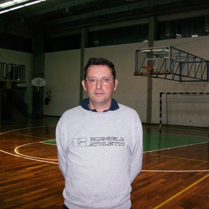 San Giovanni Rotondo NET - Coach Carmine Cannelonga