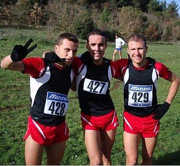 Davide Corritore, Marco Pio Cappucci ed Ermanno Tamburrano