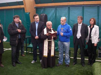 San Giovanni Rotondo NET - Inaugurazione 'Gargano Sport'