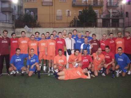 San Giovanni Rotondo NET - Le squadre partecipanti