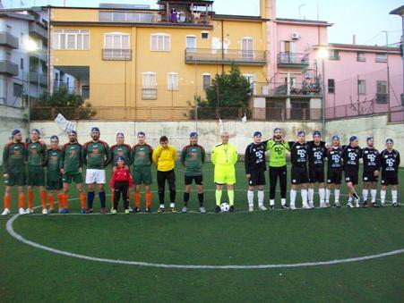 San Giovanni Rotondo NET - Mundialito 2009, I Finalisti