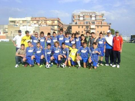 San Giovanni Rotondo NET - Sant'Onofrio Calcio, 'Giovanissimi' provinciali 2008-2009