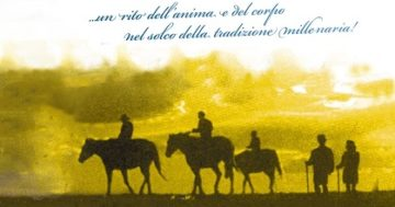 18ª  Edizione Pellegrinaggio a Cavallo