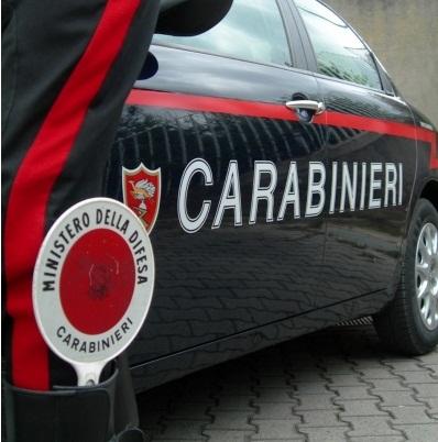 Anziana salvata dai Carabinieri