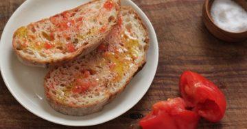Pane e pomodoro: peccaminoso piatto tipico spagnolo!