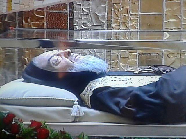 Il cuore di San Pio resta a San Giovanni Rotondo