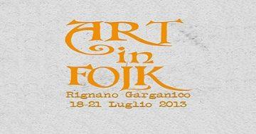 Art in Folk a Rignano Garganico