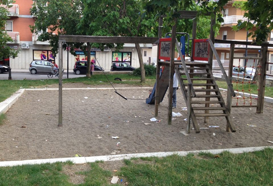Piazza Pasquale Dragano, la denuncia di Rifondazione Comunista