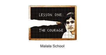 Malala, lezione n 1: il coraggio.