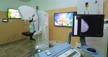 Casa Sollievo: un nuovo mammografo 3D