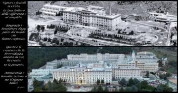5 maggio 1956: inaugurazione della Casa Sollievo della Sofferenza