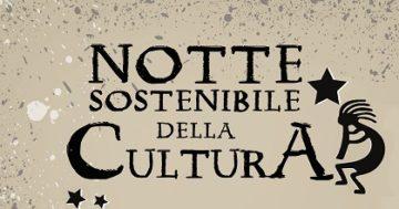 Notte sostenibile della cultura