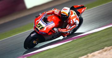 MotoGP: Michele Pirro carico per la nuova stagione