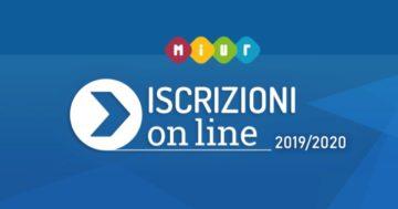 Scuola: partite le iscrizioni online per l'anno scolastico 2019/2020