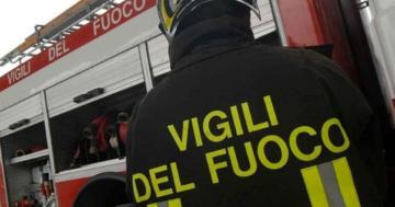 Incendio tra San Marco e San Giovanni