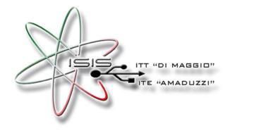 """Inaugurazione anno scolastico: l'I.S.I.S. """"Luigi Di Maggio"""" omaggia l'Italia e l'Europa"""