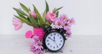 Giornate più lunghe: torna l'ora legale