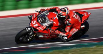 CIV Superbike: Pirro perde la leadership