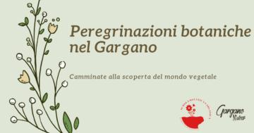 Peregrinazioni botaniche nel Gargano