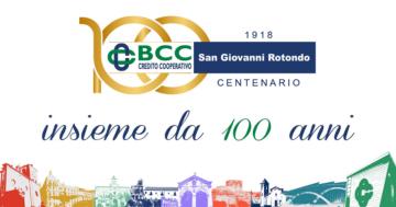 Festeggiamenti per il Centenario della BCC