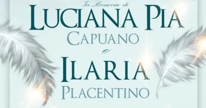 Dieci anni senza Ilaria e Luciana Pia