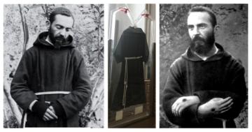Si conclude la peregrinatio del saio delle stimmate di Padre Pio