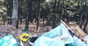 Puliamo il Mondo dai rifiuti abbandonati