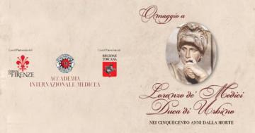 A Nicola Bramante il premio 'Lorenzo il Magnifico'