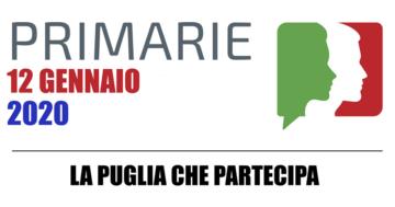 Primarie del Centrosinistra in Puglia