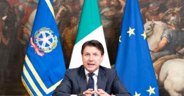Conte: «Chiuse tutte le attività produttive non necessarie, in tutta Italia»