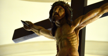 Via Crucis per implorare la misericordia divina