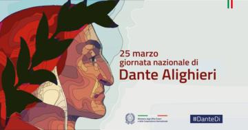 DanteDì: la Giornata dedicata al Sommo Poeta si celebra sui social
