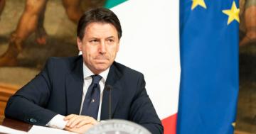 """Conte: """"Se ami l'Italia mantieni le distanze"""""""